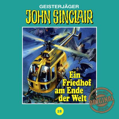 Jason Dark John Sinclair, Tonstudio Braun, Folge 18: Ein Friedhof am Ende der Welt. Teil 2 von 3 jason dark john sinclair tonstudio braun folge 18 ein friedhof am ende der welt teil 2 von 3
