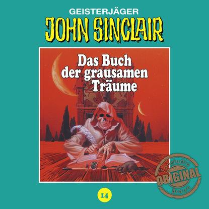 Jason Dark John Sinclair, Tonstudio Braun, Folge 14: Das Buch der grausamen Träume jason dark john sinclair tonstudio braun folge 53 liebe die der teufel schenkt