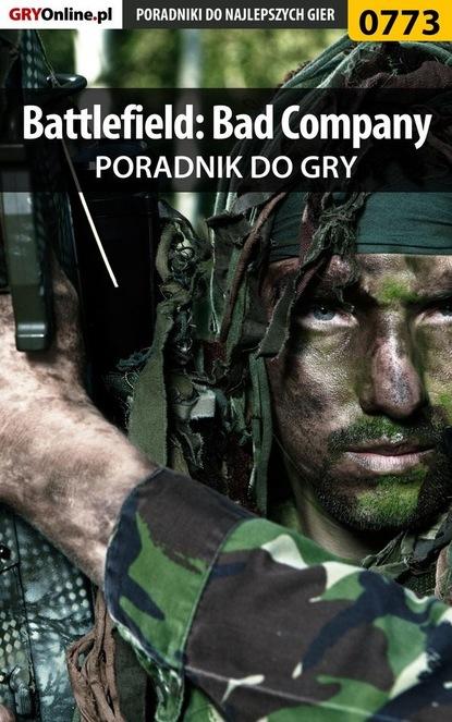 Maciej Jałowiec Battlefield: Bad Company maciej jałowiec battlefield bad company