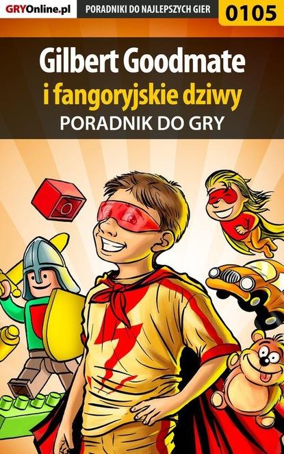 Piotr Szczerbowski «Zodiac» Gilbert Goodmate fangoryjskie dziwy комплект aiyony macie aiyony macie mp002xw0o6q2