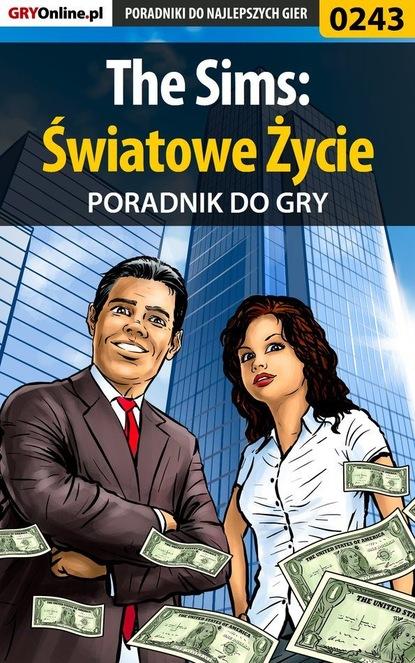 Beata Swaczyna «Beti» The Sims: Światowe Życie ewelina kościelniak nowe życie