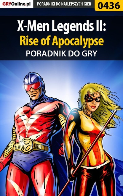 Maciej Kurowiak «Shinobix» X-Men Legends II: Rise of Apocalypse godsmack godsmack when legends rise lp