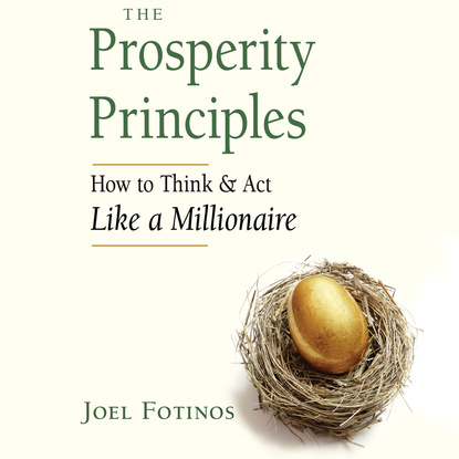 Joel Fotinos The Prosperity Principles - How to Think and Act Like a Millionaire (Unabridged) chris gentry the little book of prosperity the 12 principles of wealth and abundance unabridged