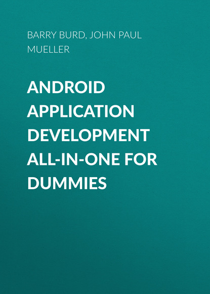 John Paul Mueller Android Application Development All-in-One For Dummies stephanie diamond digital marketing all in one for dummies