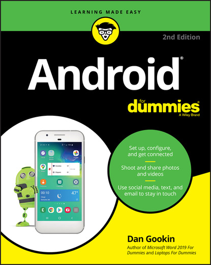 Dan Gookin Android For Dummies dan gookin word 2007 for dummies