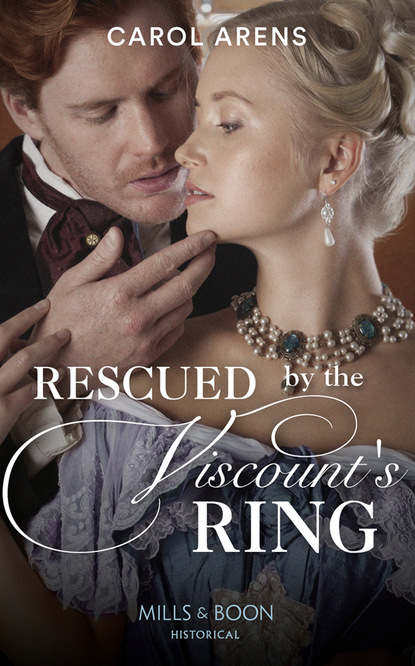 Carol Arens Rescued By The Viscount's Ring недорого