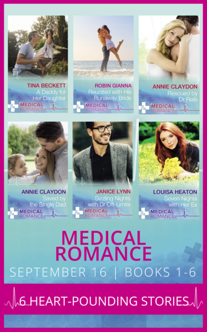 Фото - Tina Beckett Medical Romance September 2016 Books 1-6 tina beckett his girl from nowhere