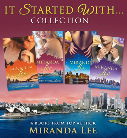 Miranda Lee It Started With... Collection miranda dickinson it started with a kiss