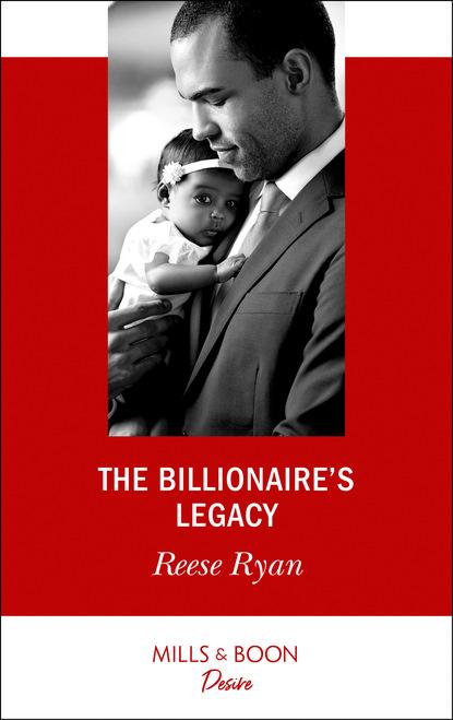 Reese Ryan The Billionaire's Legacy reese ryan pokusa była zbyt wielka