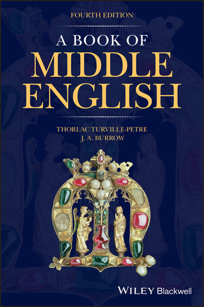 Фото - J. A. Burrow A Book of Middle English julian of norwich revelations of divine love