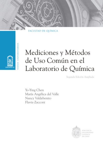 Фото - Yo-ying Chen Mediciones y métodos de uso común en el laboratorio de Química sergio gaviria melo química para geología