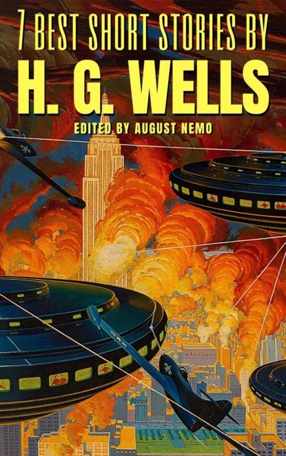 H. G. Wells 7 best short stories by H. G. Wells h g wells a short history of the world