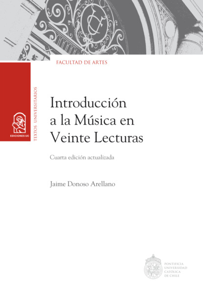 Jaime Donoso Arellano Introducción a la música en veinte lecturas alejandro vicente bújez la planificación docente en los conservatorios de música