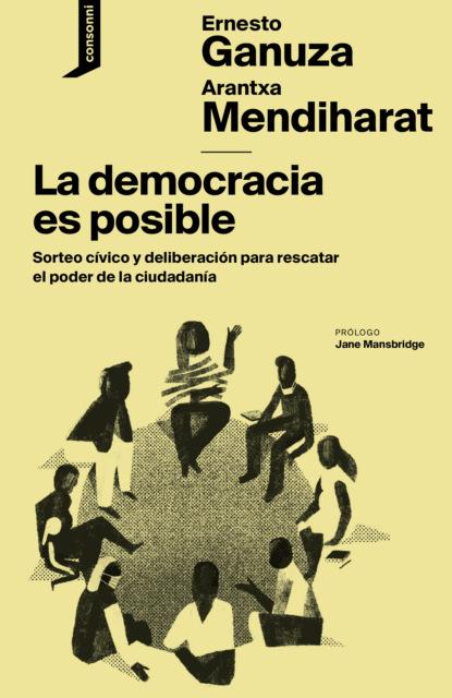 Фото - Ernesto Ganuza La democracia es posible maría inés falconi hoy no es mi día