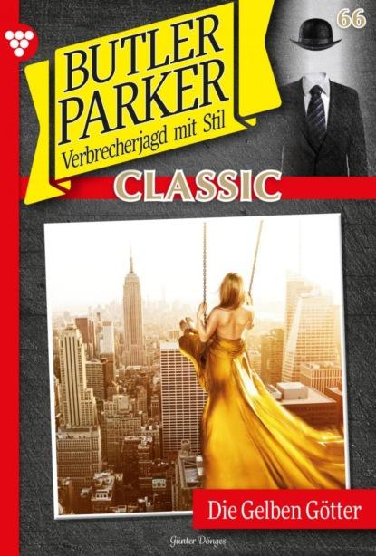 Butler Parker Classic 66 – Kriminalroman