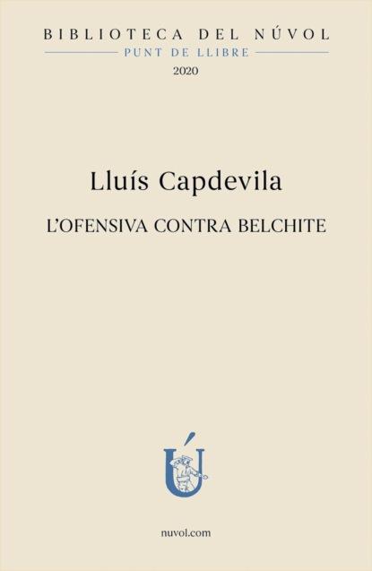 anna maria vilallonga contes per a les nits de lluna plena Lluís Capdevila L'ofensiva contra belchite