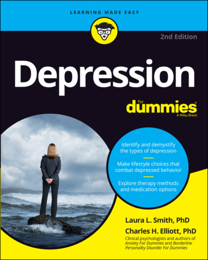 Фото - Laura L. Smith Depression For Dummies brian thomson managing depression with cbt for dummies