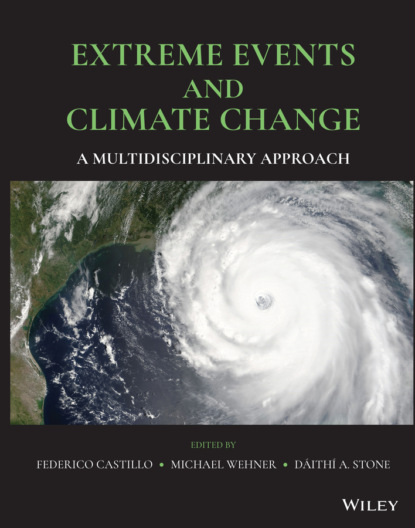 Группа авторов Extreme Events and Climate Change weather and climate