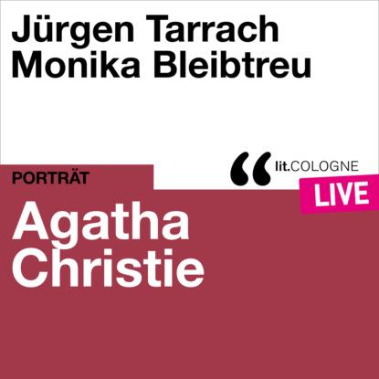 Фото - Agatha Christie Agatha Christie - lit.COLOGNE live (Ungekürzt) christie agatha cat among the pigeons