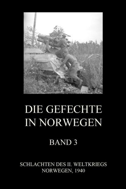 Die Gefechte in Norwegen, Band 3