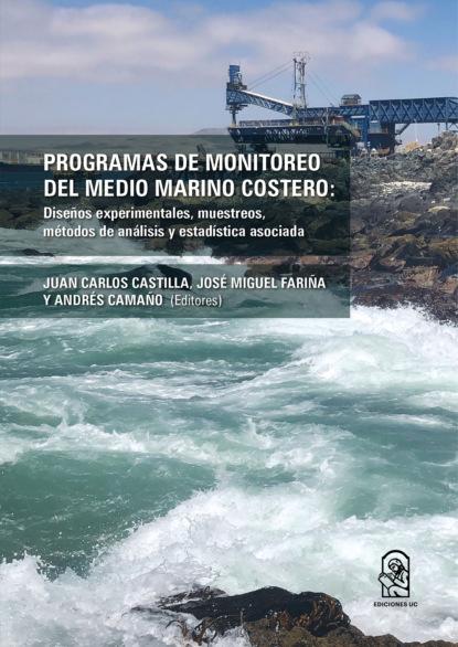 Programas de monitoreo del medio marino costero