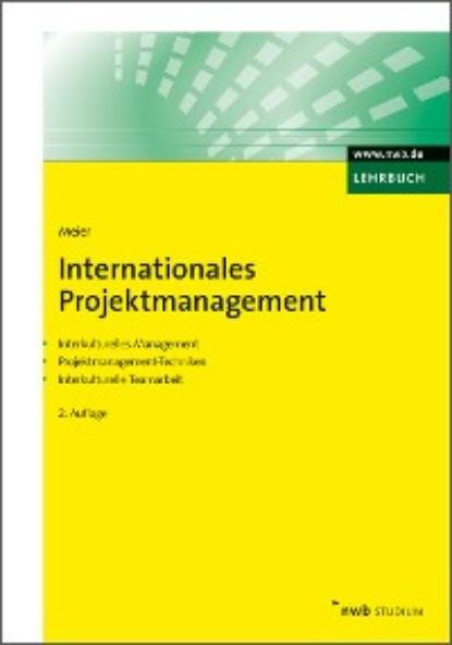 Harald Meier Internationales Projektmanagement недорого