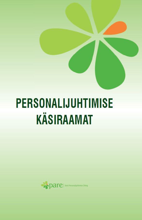 Personalijuhtimise käsiraamatu kolmas väljaanne