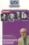4 Portraits (Pauli, Einstein, Planck und Heisenberg)