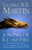 A Game of Thrones: The Story Continues Books 1-4: A Game of Thrones, A Clash of Kings, A Storm of Swords, A Feast for Crows