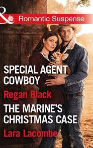 Killer Colton Christmas: Special Agent Cowboy