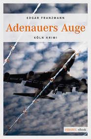 Adenauers Auge