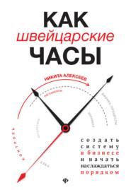 Как швейцарские часы: создать систему в бизнесе и начать наслаждаться порядком