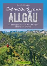 Entdeckertouren Allgäu