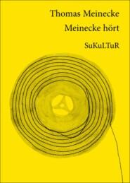 Thomas Meinecke hört