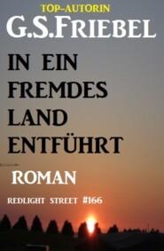 In ein fremdes Land entführt: Redlight Street #166
