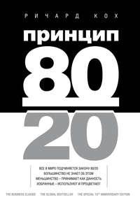 Принцип 80\/20