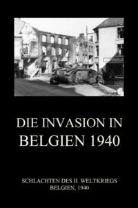 Die Invasion in Belgien 1940