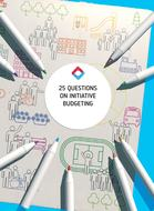 25 Questions on Initiative Budgeting: manual