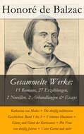 Gesammelte Werke: 15 Romane, 27 Erzählungen, 2 Novellen, 2 Abhandlungen & Essays