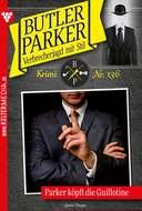 Butler Parker 136 – Kriminalroman
