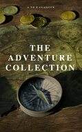 The Adventure Collection: Treasure Island, The Jungle Book, Gulliver\'s Travels, White Fang, The Merry Adventures of Robin Hood (A to Z Classics)
