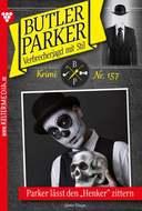 Butler Parker 157 – Kriminalroman