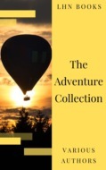 The Adventure Collection: Treasure Island, The Jungle Book, Gulliver\'s Travels, White Fang...