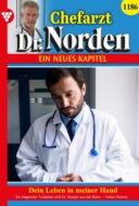 Chefarzt Dr. Norden 1186 – Arztroman
