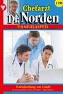 Chefarzt Dr. Norden 1190 – Arztroman