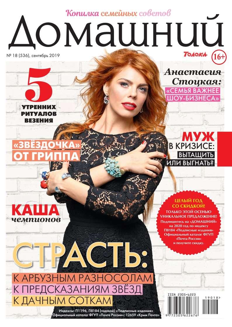 Домашний Журнал 18-2019