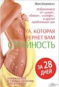 Книга, которая вернет вам стройность за 28 дней. Избавляемся от «ушей», «боков», «галифе». Упражнения и схемы питания для женщин