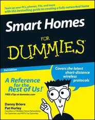 Smart Homes For Dummies