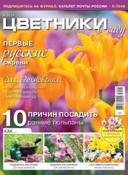 Цветники в Саду 04-2019