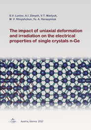 The impact of uniaxial deformation and irradiation on the electrical properties of single crystals n-Ge